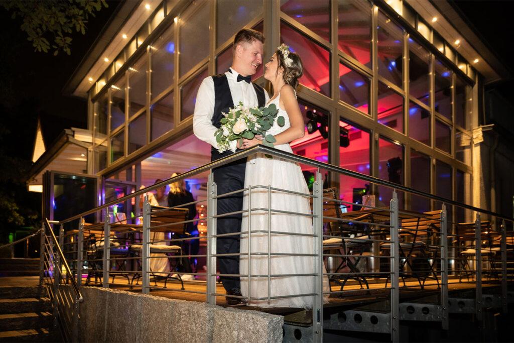 Hochzeitsfeier im Jagdhaus Schellenberg in Essen