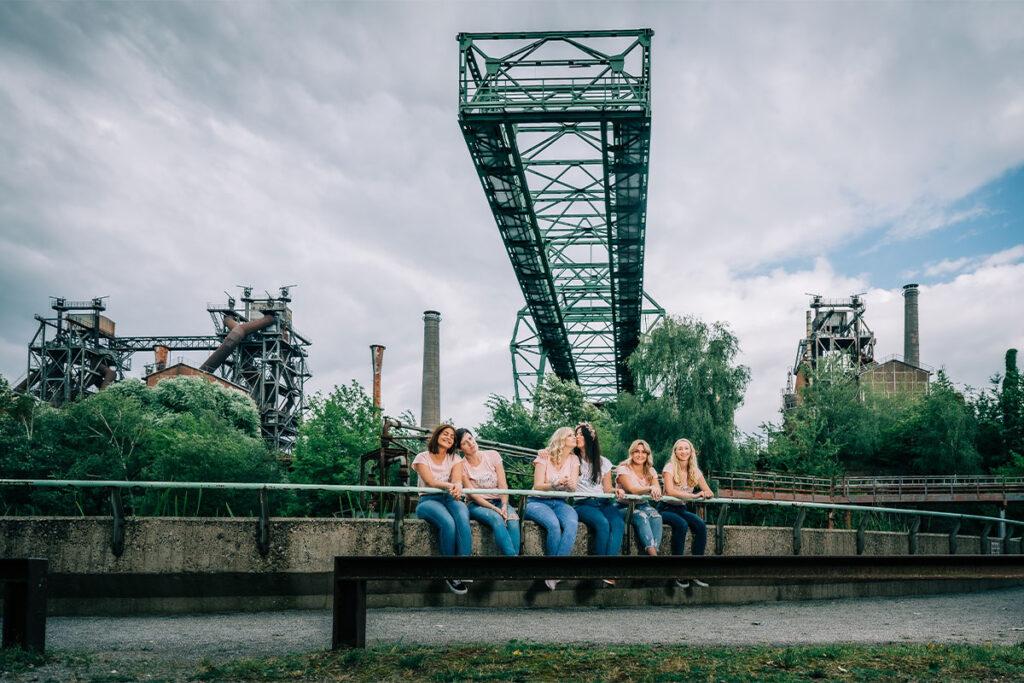 Landschafspark Duisburg Nord